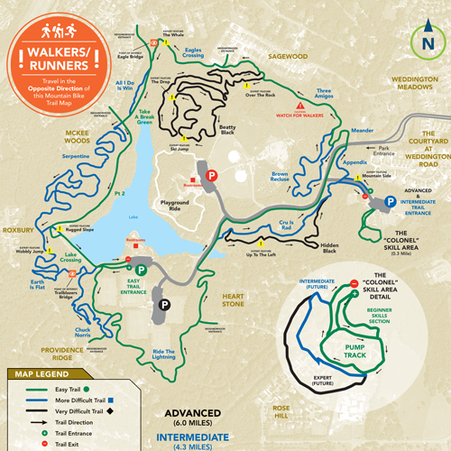 Detailed Trail Map Thumbnail